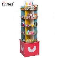 Wholesale Inspire Kids Floor Standing Spinner Display Rack POP Toy Store Display Stand from china suppliers