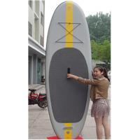 Wholesale Leakage Proof Sup Race Boards , Inflatable Sup Stand Up Paddle Board For Bays from china suppliers