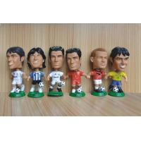 Wholesale Football Players figures, Action figures, plastic figures, PVC figures, Bobble head from china suppliers