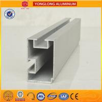 Buy cheap 6m Length Aluminium Industrial Profile For Sliding Window With Built - In Blinds from wholesalers