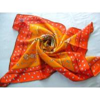 Wholesale Silk Twill Scarf (HP-C2566) from china suppliers