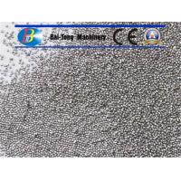 Wholesale Round Sand Blast Media Stainless Steel Ball 304 For Shot / Peen Blasting from china suppliers