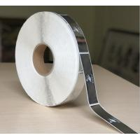 Wholesale Self Adhesive Clear Bopp Roll Label , Custom Printed Chrome Sticker Label from china suppliers