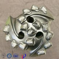 China Hobic #7 - R / #7- C 4.1/2 PDC Drill Bit Carton Packing For Well Drilling on sale