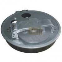Wholesale 0.6 Mpa Carbon Steel Automatic Sealed Manhole Covers With Flanges from china suppliers