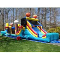 Wholesale Sport Arena Commercial Inflatable Obstacle Course Blow Up Water Obstacle Course from china suppliers