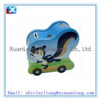 Wholesale New Style christmas metal tin box from china suppliers