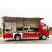 Wholesale Red Color Commercial Fire Trucks 3D Animation Simulate 119 Alarm Software from china suppliers