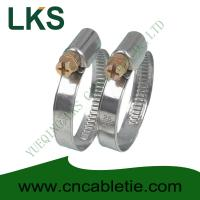 Wholesale German type hose clamps from china suppliers
