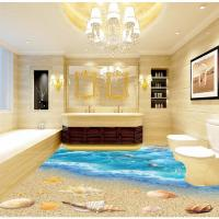 Hot sell Solvent free self leveling clear epoxy resin 3D flooring paint for sale