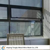 Wholesale Perforated Aluminum Security Screens Superior Strength and Security from china suppliers