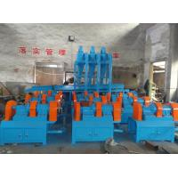 China Double Roll Rubber Grinding Machine Powder Pulverizer Unit Environmental on sale
