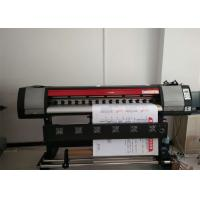 Wholesale Eco Solvent Sublimation Printing Machine For Outdoor Material 2460x900x1320mm from china suppliers