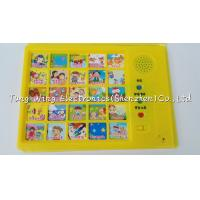 Wholesale Multi Sound Panels For Intellectual Baby Sound Books , childrens sound books from china suppliers