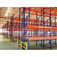 Buy cheap Smaco Adjustable Hot Sell Heavy Duty Warehouse Storage Metal Shelves  Systems from wholesalers
