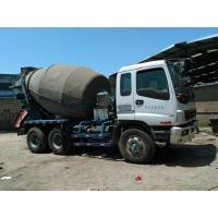 Buy cheap Used isuzu mixing truck from wholesalers