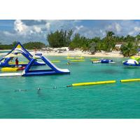 Wholesale Amazing Outdoor Inflatable Water Park For Adult , Customized Inflatable Water Parks from china suppliers