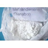 Wholesale Natural Androgenic Anabolic Steroid Oral Powder Dianabol CAS 72-63-9 Metandienone from china suppliers
