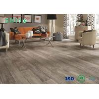 China Rigid Core Vinyl Flooring For Indoor Decoration With 100% Waterproof for sale