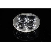 China PMMA LED Lens 90% Efficiency 25degree Spot Light Lens for sale