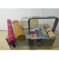Small size portable Automatic Banding machine for Incense bouding for sale