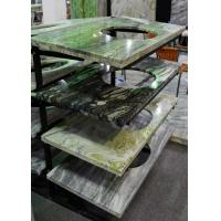 Wholesale Multi Color Marble Stone Countertops , Marble Kitchen Worktops Polished / Honed Finishing from china suppliers