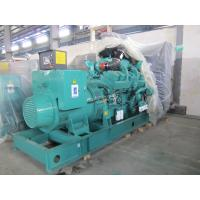 Heavy Duty Diesel Generator With Power Capacity Of 800KVA ISO9001 2008 for sale