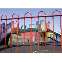 Wholesale BOW TOP & ROLL TOP FENCING – PLAYGROUND FENCING from china suppliers