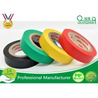 Quality High Heat PVC Electrical Tape For Insulate Joints Environmental Protection for sale