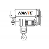 Wholesale Electric Single Girder / Double Girder Low Headroom Hoist , Lift Speed 8 / 0.8m / min from china suppliers