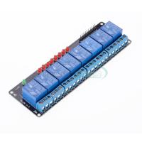 Wholesale 8 Channel 5V Relay Module Shield for Arduino Uno Meage 2560 1280 ARM PIC AVR DSP from china suppliers