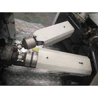 China 2 Color Screw Injection Moulding Machine Heavy Duty 37+30KW Pump Motor Power for sale