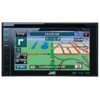 Wholesale JVC KW-NT1 Double-DIN Navigation with 6.4-Inch Widescreen Detachable Touch Panel Monitor from china suppliers