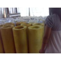 China fiberglass pipe insulation on sale