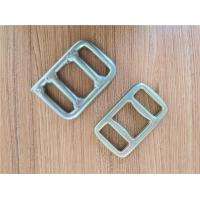 China Welding Rigging Hardware / Metal Accessories Zinc Coating Surface For Belt Ring on sale