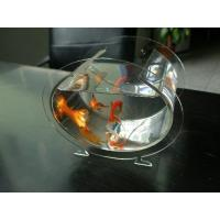 Wholesale WaterProof Acrylic Display case Tray U Shaped Home Decoration Fish Tank from china suppliers