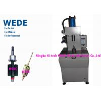 Wholesale Double Hands Button 10 Ton Hydraulic Press , Shaft / Commutator Hydraulic Bearing Press from china suppliers