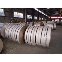 Buy cheap 2B BA 303 Cold Rolled Stainless Steel Metal Strips Thickness 0.3 - 3.0mm from wholesalers