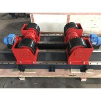 Wholesale 480V 10k Tank Turning Rolls With Foot Pedal Switch / Pipe Turning Rollers from china suppliers