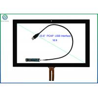 Wholesale USB Interface Capacitive Touch Panel 16:9 COB Type ILITEK 2302 Controller from china suppliers
