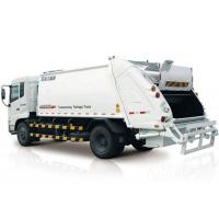 Wholesale Hydraulic Side Loader Garbage Truck from china suppliers