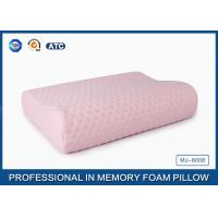 Wholesale Contour child memory foam baby pillow to prevent near sightedness and nurse neck from china suppliers