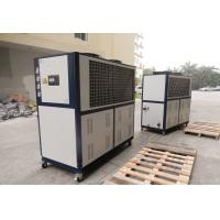 Wholesale High Efficiency Industrial Air Cooled Chiller With Freezer Overload Protection from china suppliers