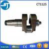 Changtong CT1125 CT1130 diesel engine casting crankshaft prices for sale