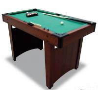 48 Inches Billiards Game Table Wood MDF Mini Pool Table For Family Children Play