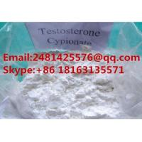 Wholesale Anabolic Steroids Test Cypionate Testosterone Powder Source CAS 58-20-8 from china suppliers