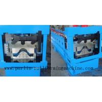 Wholesale Auto Valley Flashing Ridge Cap Tile Roll Forming Machine from china suppliers