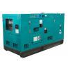 Isuzu engine super silent diesel generator set Delixi /ABB MCCB for sale