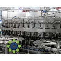 Wholesale DCGF72-72-15 Carbonated Drinks 3-in-1 Filling Machine from china suppliers