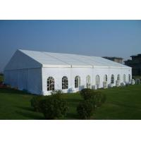 China Waterproof Clear Span Wedding Tent Rentals ML-071 With Sidewall Curtain on sale